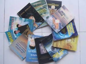 buku-buku seri spiritual kundalini